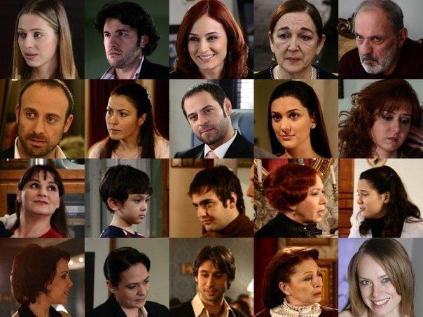 Binbir Gece (TV Series 2006–2009) - IMDb