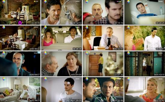 Турецкий сериал в дом упавшая