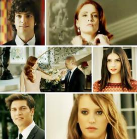 турецкий сериал прилив фото