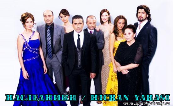 Турецкий сериал наследники hicran