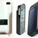Solar iPhone Battery: солнечная батарея для зарядки телефона