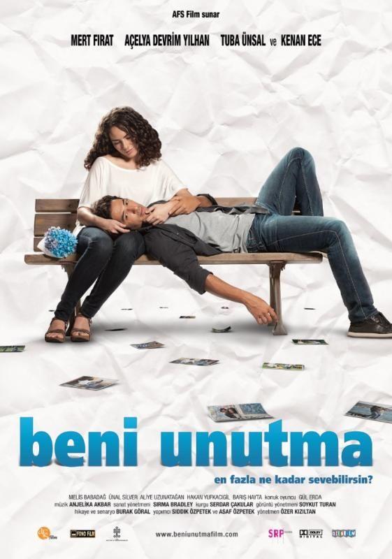 Не забывай меня / Beni unutma (Турция. Сериал)