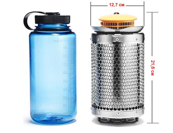 biolite-campstove технические характеристики