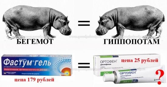 Замена дорогому лекарству