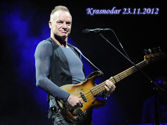 Sting - Это не смотреть, а присутствовать там надо!