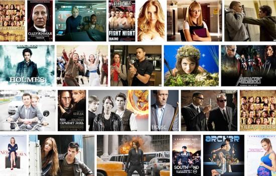 Релизы новых фильмов (декабрь 2012 года)