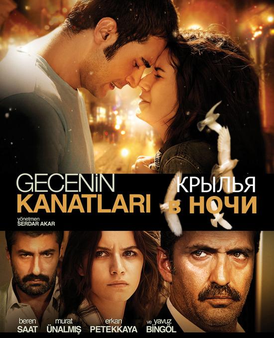 Крылья в ночи / Gecenin kanatlari (Фильм, Турция)