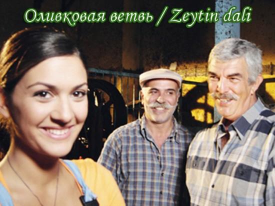 Оливковая ветвь / Ветка маслин / Zeytin dali (Сериал, Турция)