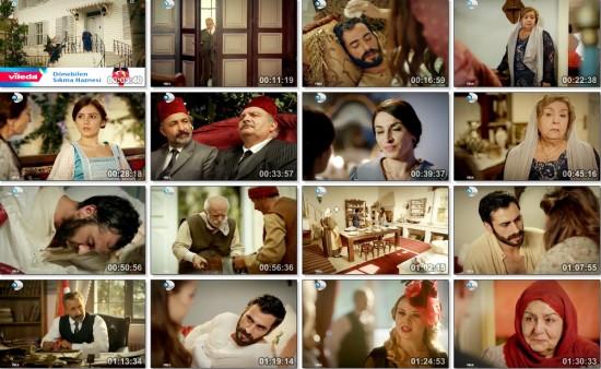 Прощание / Veda: Esir Sehirde Bir Konak. Кадры из сериала