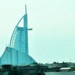 Виды Дубая из метро (видео)