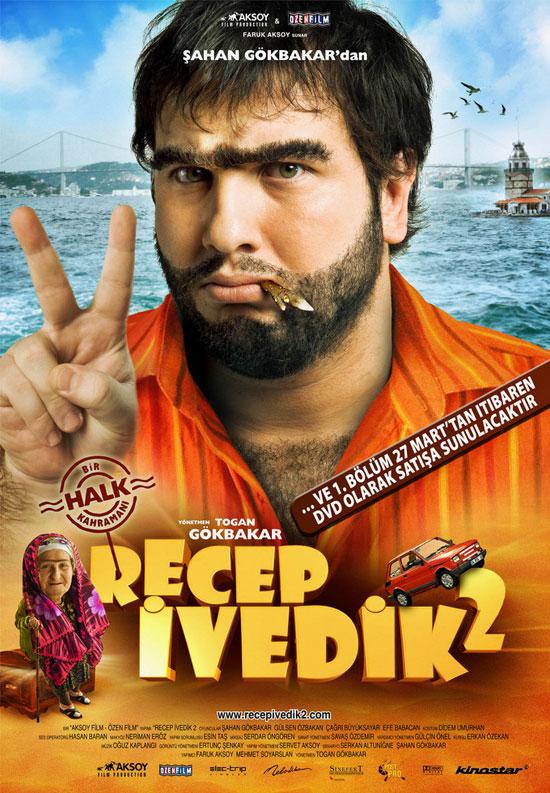 Реджеп Иведик 2 / Recep Ivedik 2, poster