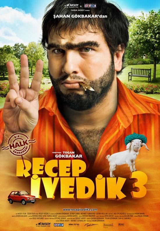 Реджеп Иведик 3 / Recep Ivedik 3, poster