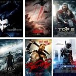 Релизы новых фильмов в 2014 году