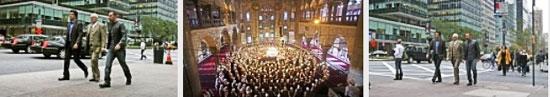 Пять минаретов в Нью-Йорке / Newyork'ta Beş Minare, Кадры из фильма