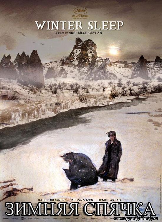 Зимняя спячка / Kış Uykusu, постер