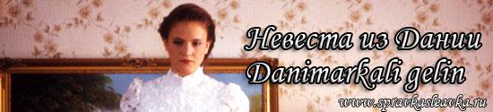 Невеста из Дании / Danimarkali gelin, фильм, Турция