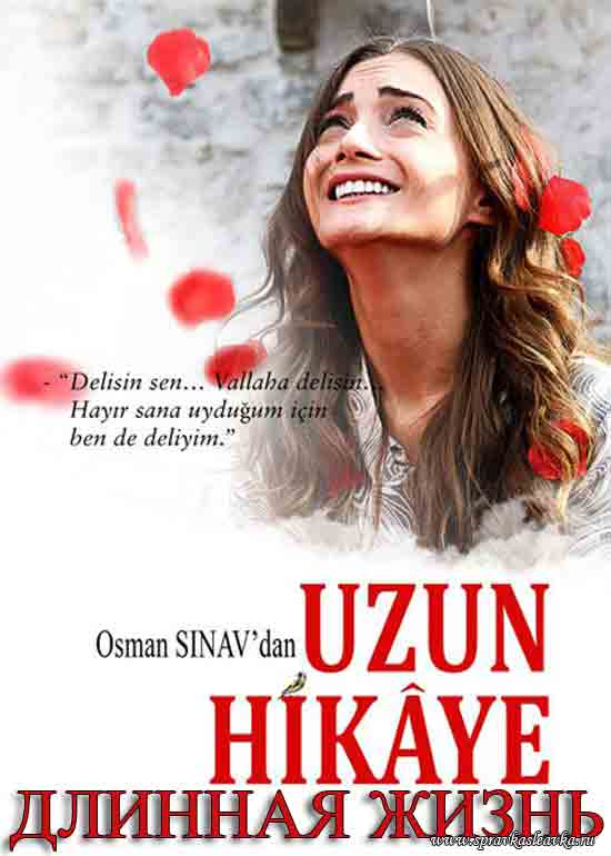 Длинная история / Uzun Hikaye, постер