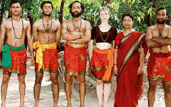 Индийский жрец высшей пробы