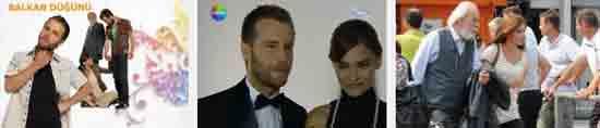 Турецкий сериал - Балканская свадьба / Balkan Dugunu, кадры из сериала