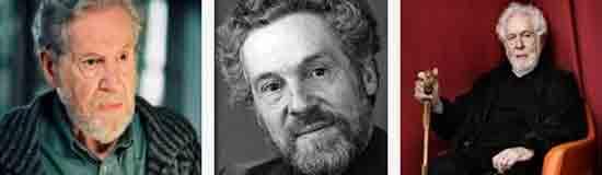 Шведский актёр и писатель, снявшийся у Тарковского в фильме «Жертвоприношение»