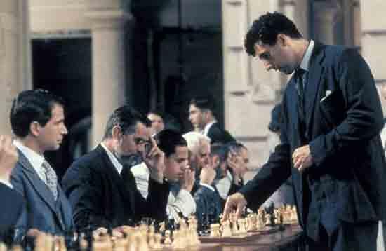 Набоковский шахматист