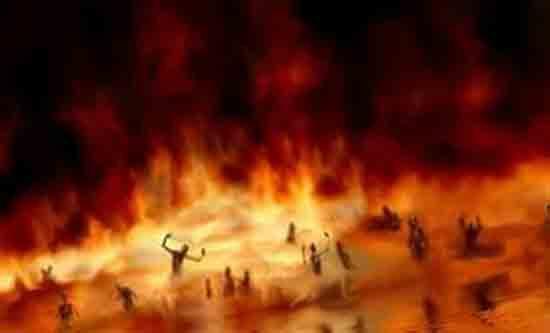 «Планета мучений» из фантастического романа «Час Быка» Ивана Ефремова