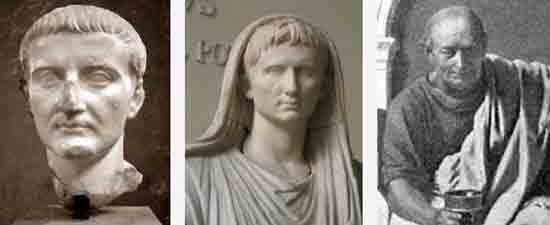 Великий поэт древности из Дантова «Ада»