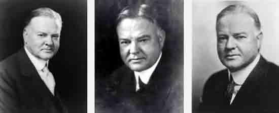 Американский президент периода Великой депрессии