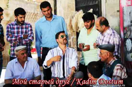 Турецкий сериал - Мой старый друг / Kadim Dostum