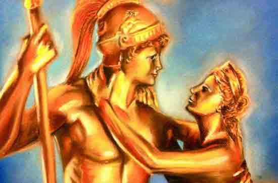 Какому мужу изменила Афродита