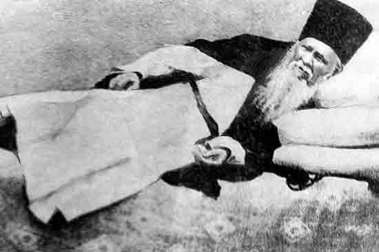 Духовник Алексея Карамазова