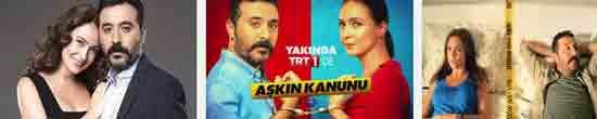 Турецкий сериал - Закон любви / Askin Kanunu, кадры из сериала