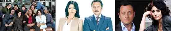Турецкий сериал - У любви нет языка / Askin Dili Yok, кадры из сериала