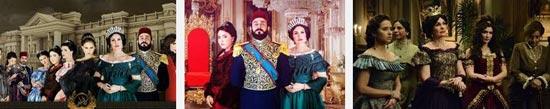 Сериал Дворец Абдин / Saraya Abdeen, кадры из сериала