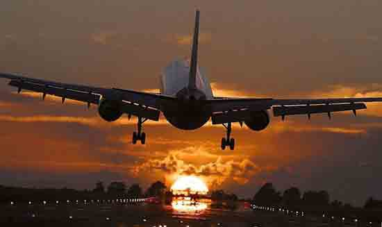 Самолет для авиадиспетчера