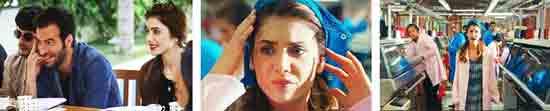 Девушка фабричная - сериал, кадры из сериала