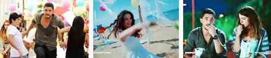 Турецкий сериал - Имя Счастье / Adi Mutluluk. Кадры из сериала