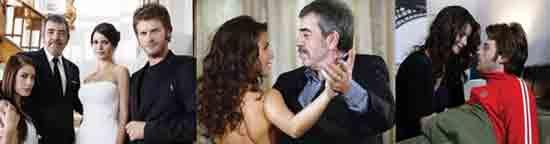 Турецький серіал — Заборонене кохання українською (1+1). Кадри