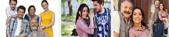 Турецкий сериал - Отец - это душа / Baba Candir. Кадры из сериала