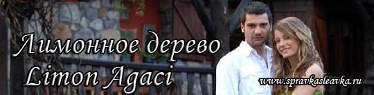 Турецкий сериал Лимонное дерево / Limon Agaci (2008)